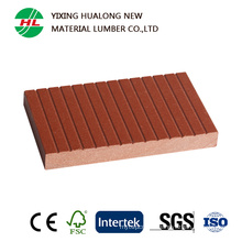 Eco-Friendly WPC Decking with High Quality (HLM46)