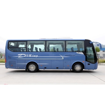 Economic-friendly 35 seats diesel RHD/LHD bus