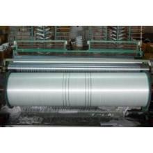 Стеновой материал в сетке из стекловолокна на рулон