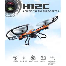 Drone quadricoptère H12c 4CH 2.4G 6 axes Gyro RTF RC