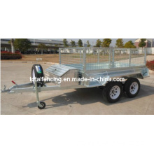 Hot Dipped Galvanised Fully Welded Heavy Duty Tandem Axle Trailer