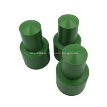Fuelle de teflón PTFE Piezas mecanizadas CNC