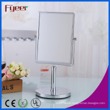 Fyeer Rectangle Vanity Mirror Desktop Free Standing Makeup Table Mirror