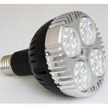 20W negro vivienda E27 Osram PAR30 lámpara LED