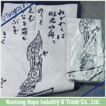 Beste Qualität Druck Taschentuch heißer Verkauf in Japan