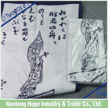 Best quality print handkerchief hot sale in Japan