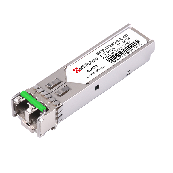 Dependable Great Price 1310nm 1.25g 80km Cwdm Lc Sfp Transceiver Module Compatible For Hua Wei Zte Switches Optical Module Clients First