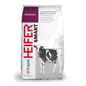 Wholesale Cows Feeds Aangepaste verpakkingstassen