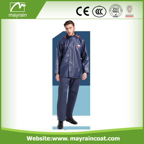 Customized Logo Rain Suit