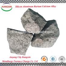 Anyang Henan hotselling silicium baryum / siba alliage