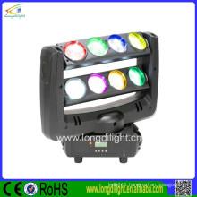 Culb bar dj disco 8*10W RGBW 4in1 spider beam led moving head light