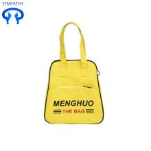कोरियाई खेल शॉर्ट ट्रिप के लिए एक कंधे बैग कढ़ाई