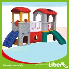 Parc d'attractions Playground Slide, équipement de jeux pour enfants, toboggan plastique pour enfants