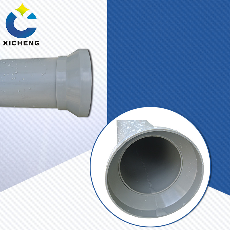 Flame retardant variation of ventilation fittings