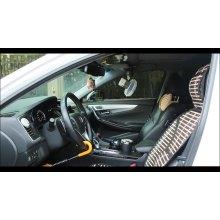 Zuverlässiges sicheres Autotürschloss Lenkradschloss