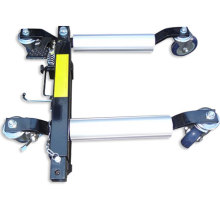 12 Inch Hydraulic Vehicle Positioning Jack With Aluminum Roller