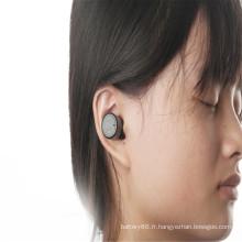 Tws écouteurs avec CSR Bluetooth 4.2