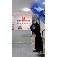 68inch wholesale custom creative promotion gift advertising straight large windproof promotional golf umbrellas with logo prints