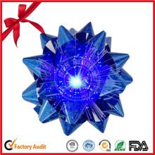 LED-Licht-Band-Bogen mit Batterie / 7 Color Star Bow