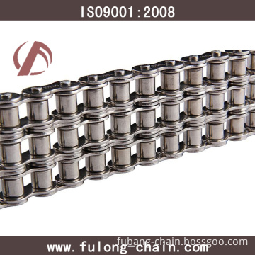 Short Pitch Precision Triplex Roller Chain (SS25-3~SS240-3)