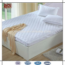 High Quality Natural Washed 100% Fiber Filling Quilted Waterproof Mattress Protector