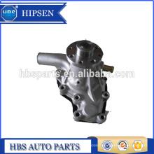 moteur 4JG2 pièces de pompe à eau 8-94170-125-3 8-8728590-0 pompe à eau