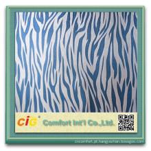 Preço barato impresso toalha de mesa pvc mesa pano espuma pvc