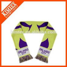 Custom football scarf sport