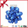Arc d'étoile de ruban d'emballage décoratif de Noël pour l'emballage de cadeau