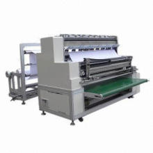 Ultrasonic Slitting/Rewinding/Ultrasound Machine with 12kW Power and 380V Voltage