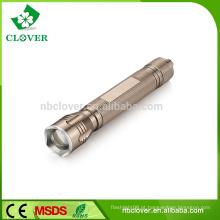 IP65 impermeável XPG LED 180 lúmen tochas lanterna de emergência para exterior