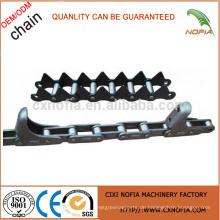 Stahl landwirtschaftliche Ketten-S52SD landwirtschaftliche Rollenkette