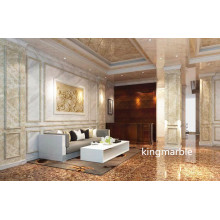 New Tech Plastic Materials pvc Marble Panel