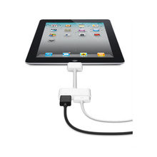 30 Pin for Apple iPad/ iPhone Digital AV Adapter