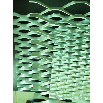Stainless Steel Aluminum Expanded Mesh
