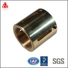 Fábrica de encargo de alta calidad piezas de mecanizado CNC / cnc torneado
