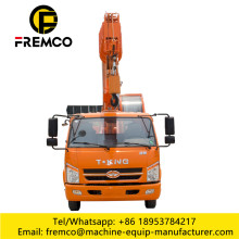 Fully Hydraulic Telescopic Crane