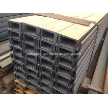 Canal de aço estrutural com preço competitivo