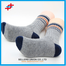 Cotton Mens Stripe Socken für Großhandel