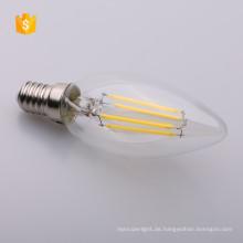 E26 E27 B22 E12 E14 DIMMBARE LED Glühlampe Edison-Birne C35 LED Kerzenlicht 2W 4W 6W 120V 230V