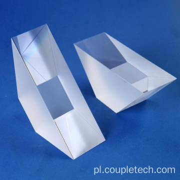 Dove Prisms (UV Fused Silica lub BK7)