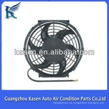 Ventilador de refrigeración del automóvil 12 / 24v ventilador de radiador auto 10inch