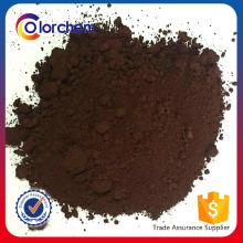 Óxido de ferro marrom 520 para revestimentos e tintas