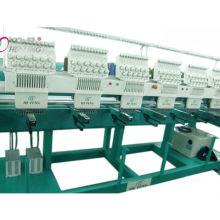 Multifunktionales Tubular Embroidery Equiment Für Kleidung, 6 Köpfe 12 Nadeln