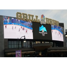 Fixed SMD2525 Outdoor Billboard LED Display for Advertising
