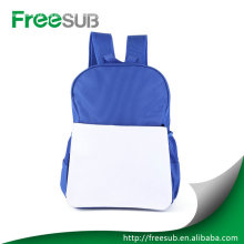 Saco de escola da marca de sublimação por atacado Freesub