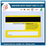 Popular Plastic PVC Magnetic Stripe Card