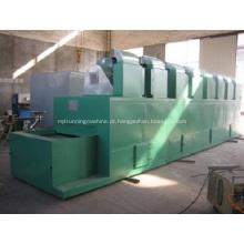 secador de serragem de madeira / secador de cinto de malha