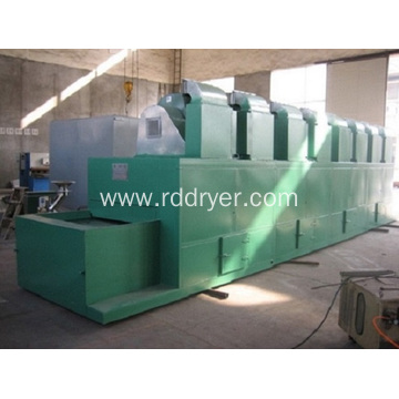 wood sawdust dryer/Mesh belt dryer