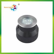 3W Stainless Steel LED Inground Light